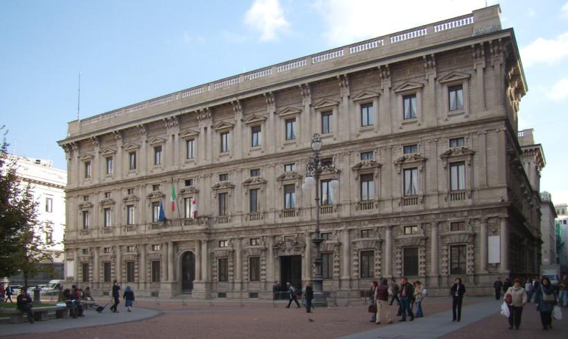 Attestato di benemerenza civica del Comune di Milano