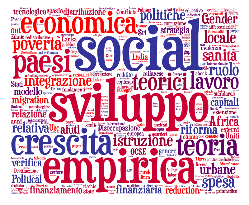 I temi di ricerca affrontati dal Network Roberto Franceschi