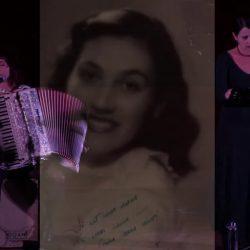 Lydia Franceschi tra le Donne Partigiane di Milano