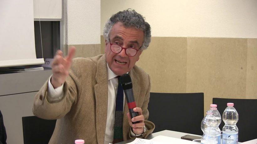 Fabrizio Barca al convegno