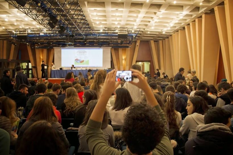 La Costituzione siamo noi - Camera del Lavoro di Milano 26 novembre 2014