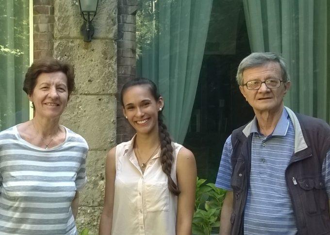 Leticia Begalli - borsista Fondazione Isacchi Samaja