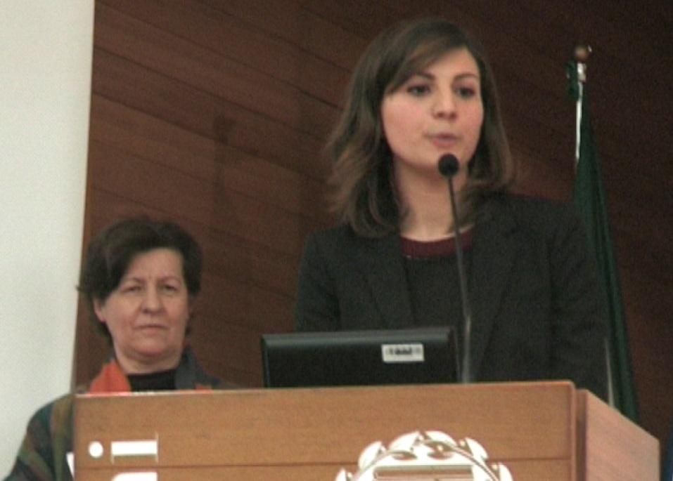 Paola Arzenati e Giorgia Stefani