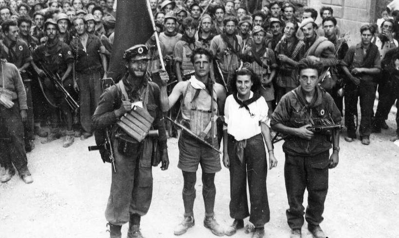 Uomini e donne dalla Resistenza alla Repubblica Italiana
