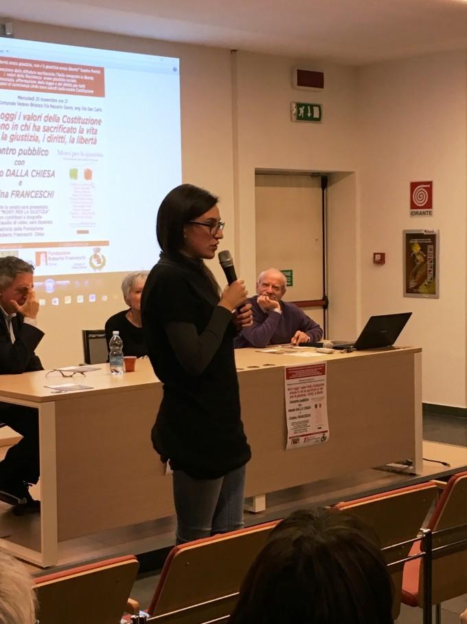 Susanna Parravicini - Network Roberto Franceschi