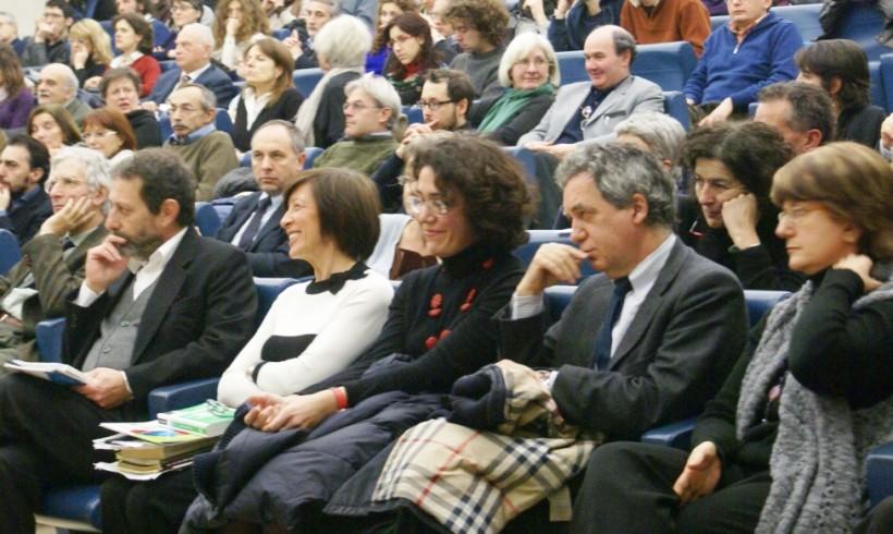 """24 gennaio 2011 – Serata in ricordo di Roberto Franceschi – """"Sul Filo della Costituzione"""""""