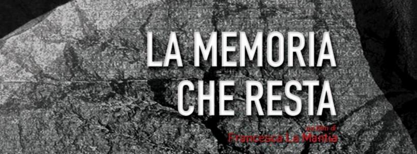 la memoria che resta
