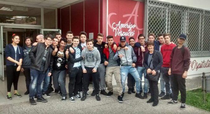 studenti Amerigo Vespucci