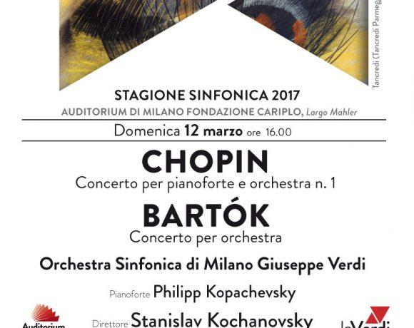 laverdi per la Fondazione Roberto Franceschi 12 marzo 2017