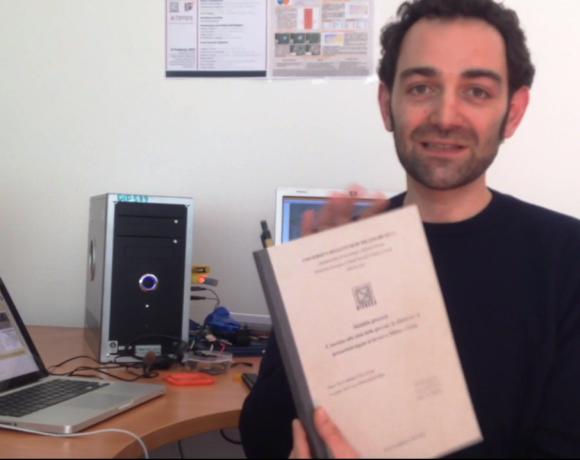 La mia ricerca sui precari resa possibile dalla Fondazione Roberto Franceschi Onlus – Luca Daconto