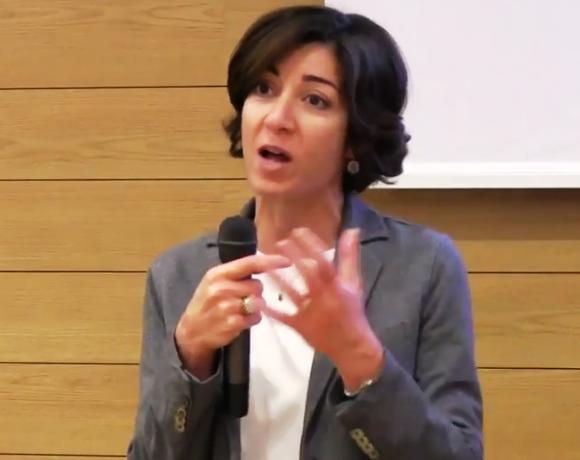 Cristina Tajani: grazie alla Fondazione per il progetto Diritto al Lavoro