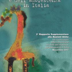 Presentazione del 3° Rapporto Supplementare sui diritti dell'Infanzia e dell'adolescenza in Italia