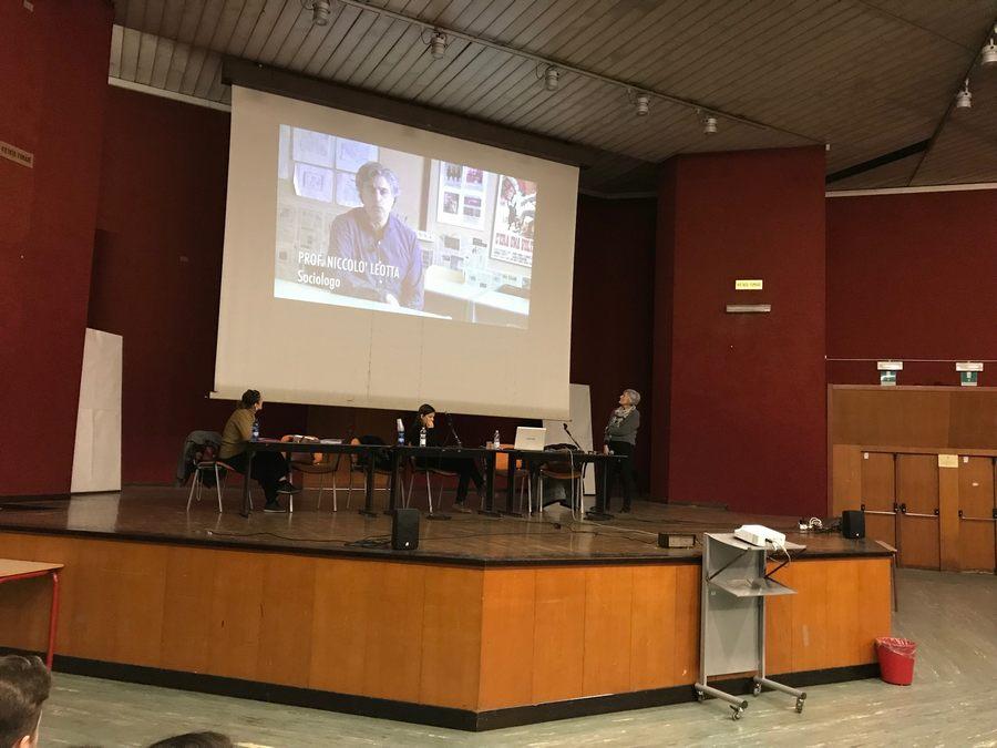 Lectio magistralis Gentileschi 2017