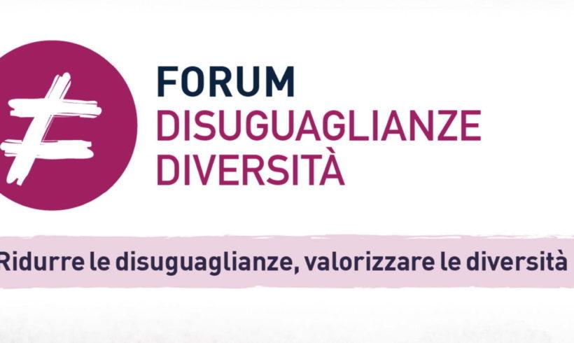 La nostra partecipazione al Forum Disuguaglianze Diversità