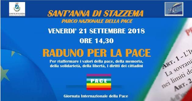 Raduno per la pace e i diritti – 21 settembre Sant'Anna di Stazzema