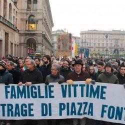 12-12-2019. 50° anniversario strage di Piazza Fontana