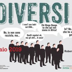 """23 gennaio 2019 – Giornata in ricordo di Roberto Franceschi – """"Diversi"""""""