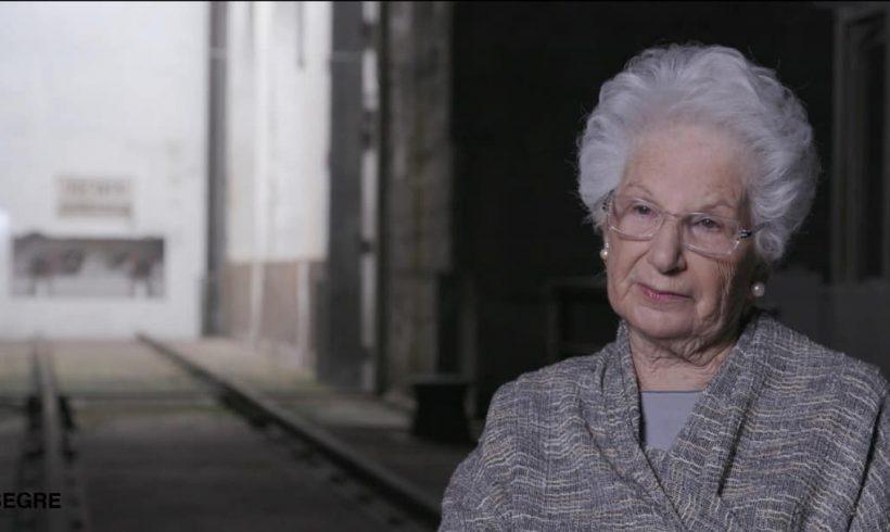 Liliana Segre: la prima libertà è quella dall'odio