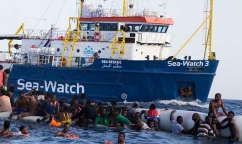 Sea Watch: 50 organizzazioni scrivono a Conte