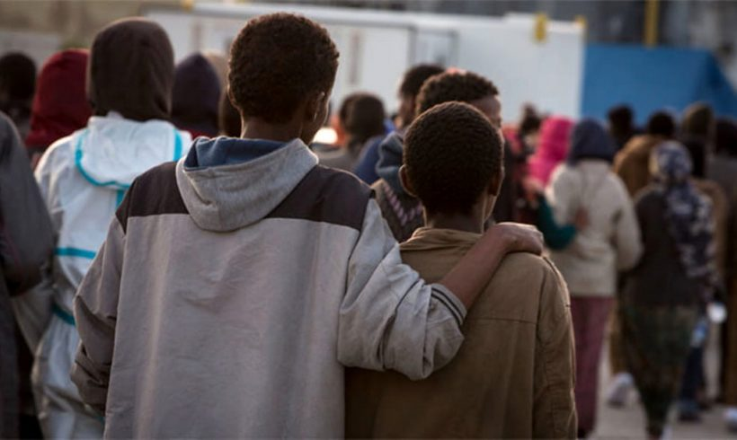 Gruppo CRC: cambiare il Decreto sicurezza per tutelare i minori