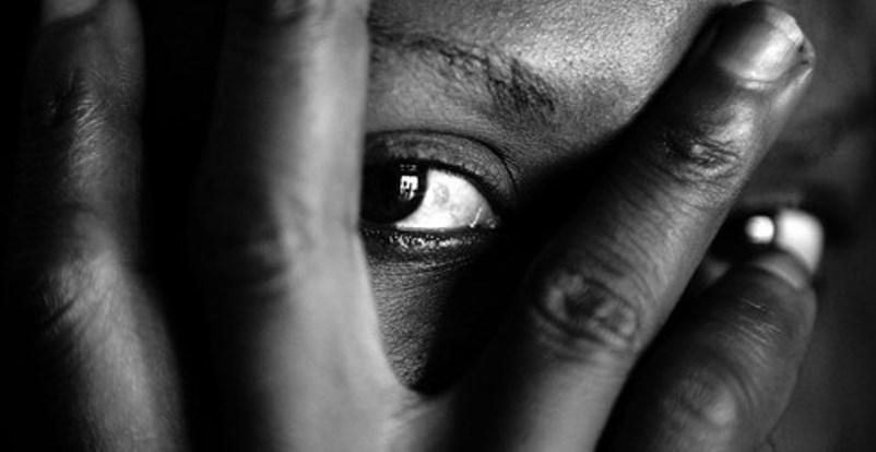 donna nigeriana in schiavitù