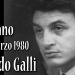 Ricordando Guido Galli: la Costituzione come bussola di chi amministra la giustizia