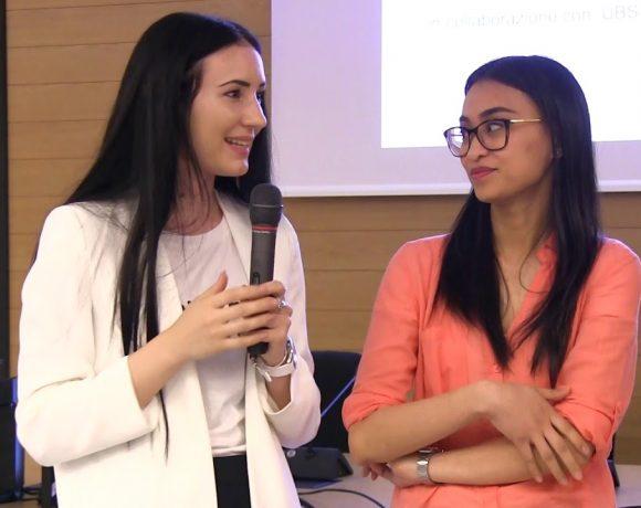 Gioia e Madalina, all'Università grazie alla borsa di studio della Fondazione Roberto Franceschi