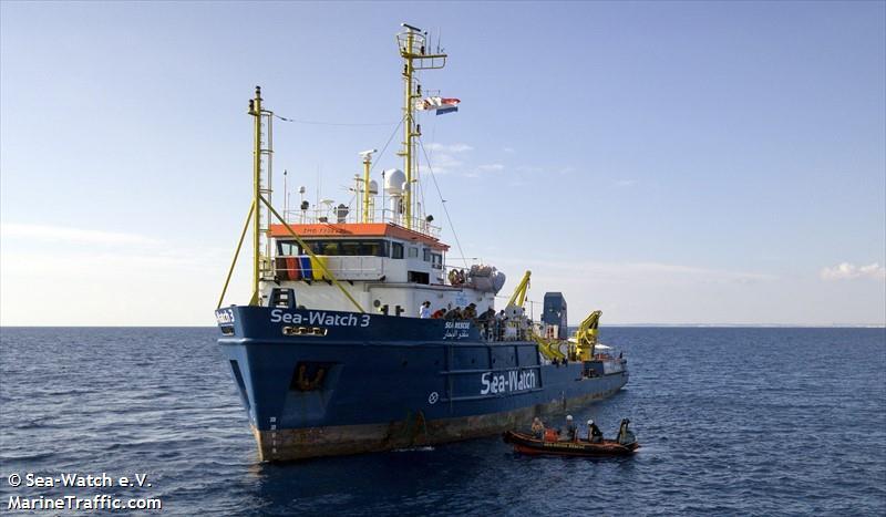 Sea Watch: urgente un porto sicuro, 40 Organizzazioni scrivono al Presidente del Consiglio