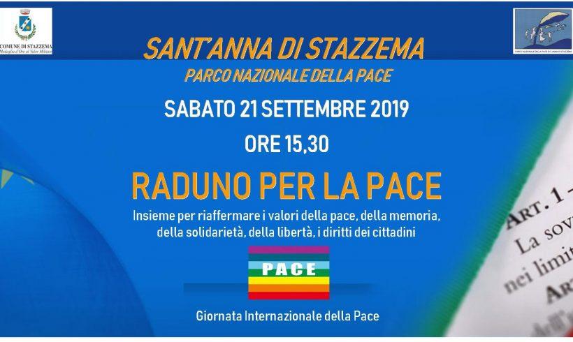 Raduno per la Pace – Sant'Anna di Stazzema