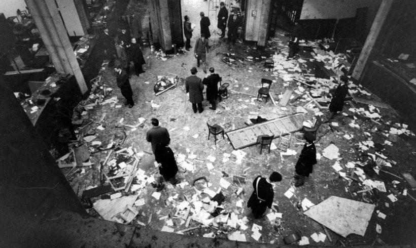 """Piazza Fontana 12 dicembre 1969 – """"Dov'ero quel giorno? La perdita dell'innocenza"""" – Mostra fotografica"""