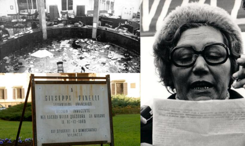 Lydia Franceschi: non dimentichiamo le vittime di Piazza Fontana e Pinelli