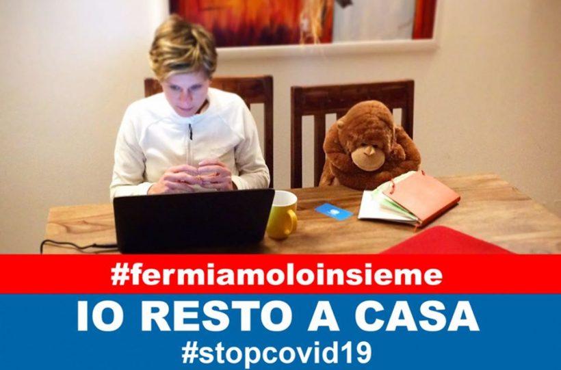 Valentina Rotondi Io resto a casa