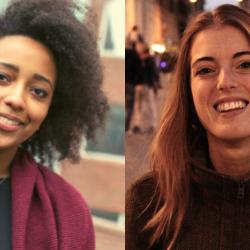 Le nostre ricercatrici si raccontano: Awa Ambra Seck e Francesca Miserocchi, intervistare i richiedenti asilo per approfondire una realtà più discussa che conosciuta