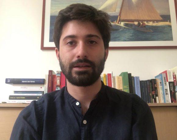 Giacomo, un ricercatore a scuola con la Fondazione Roberto Franceschi