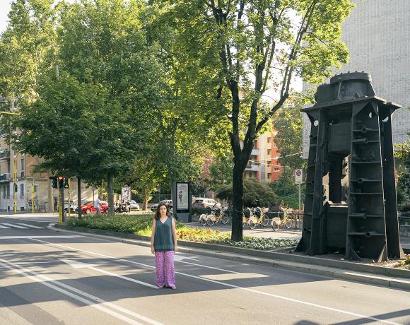 Mariapia Mendola – La diversità che ci accomuna: fra percezione e realtà  | 26 agosto 2020 Oosterpark, Amsterdam