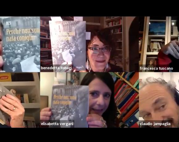 VIDEO: Perché non sono nata coniglio (Lydia Franceschi) | BookCity Milano 2020